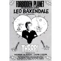 [Leo Baxendale signing Thrrp! (Product Image)]