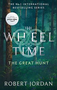 [The Wheel Of Time: Book 2: The Great Hunt (Product Image)]
