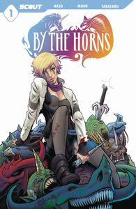 [By The Horns #1 (Cover A Muhr) (Product Image)]