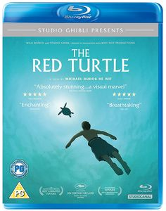 [The Red Turtle (Blu-Ray) (Product Image)]