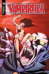 [Vampirella #10 (Castro Bonus Variant) (Product Image)]