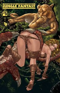 [Jungle Fantasy: Ivory #5 (Costume Change A) (Product Image)]