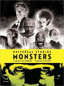 [Universal Studios Monsters (Hardcover) (Product Image)]