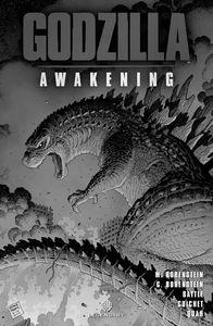 [Godzilla: Awakening (Hardcover) (Product Image)]