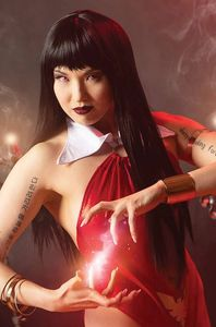 [Vengeance Of Vampirella #17 (Stalcup Cosplay Virgin Variant) (Product Image)]
