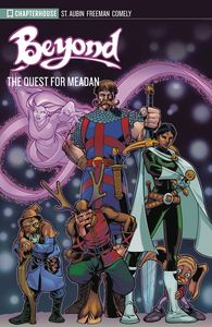 [Beyond Archives: The Quest For Meadan (Product Image)]