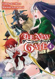 [New Gate Manga: Volume 4 (Product Image)]