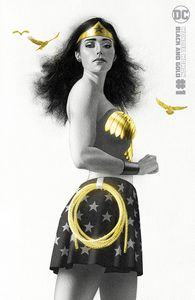[Wonder Woman: Black & Gold #1 (Joshua Middleton Cardstock Variant) (Product Image)]