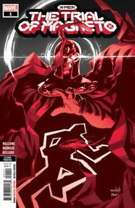 [X-Men: Trial Of Magneto #1 (2nd Printing Schiti Variant) (Product Image)]