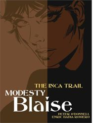 [Modesty Blaise: Volume 11: The Inca Trail (Product Image)]