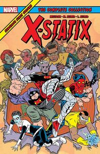 [X-Statix: The Complete Collection: Volume 1 (Product Image)]