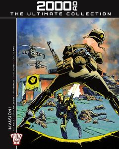 [2000AD: Ultimate Graphic Novel Collection #60 (Product Image)]