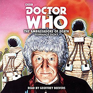 [Doctor Who: The Ambassadors Of Death CD (Product Image)]