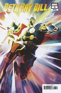 [Beta Ray Bill #3 (Del Mundo Variant) (Product Image)]