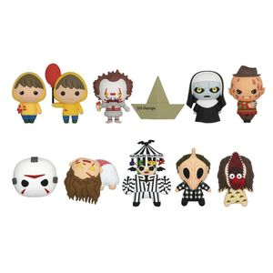 [Horror Movies: 3D Figural Bag Clips: Series 4 (Product Image)]
