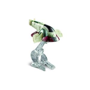 [Star Wars: Hot Wheels: Starship Wave 1 Vehicles: Slave 1 (Product Image)]