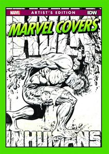[Marvel Covers (Artist Edition Hardcover - 2nd Printing) (Product Image)]