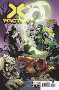 [X-Factor #1 (Lupacchino Marvel Zombies Variant) (Product Image)]
