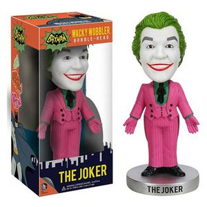 [Batman: 1966 TV Series: Bobblehead: Joker (Product Image)]