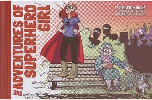 [Adventures Of Superhero Girl (Hardcover) (Product Image)]