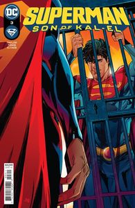 [Superman: Son Of Kal-El #3 (Cover A John Timms) (Product Image)]