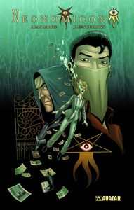[Alan Moore's Neonomicon (Hardcover) (Product Image)]