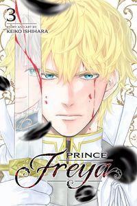 [Prince Freya: Volume 3 (Product Image)]