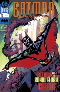 [Batman Beyond #15 (Product Image)]
