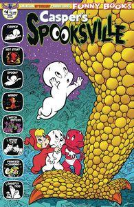 [Casper's Spooksville #4 (Shanower Main Cover) (Product Image)]