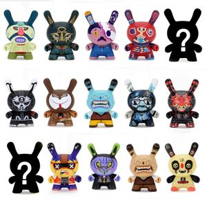 [Kidrobot: Exquisite Corpse Dunny Series By red Mutuca Studios (Product Image)]