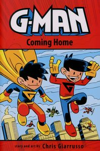 [G-Man: Volume 3: Coming Home (Product Image)]