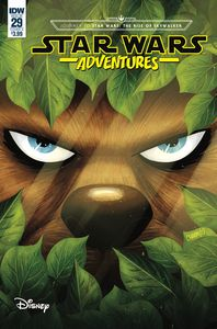 [Star Wars Adventures #29 (Cover A Charm) (Product Image)]