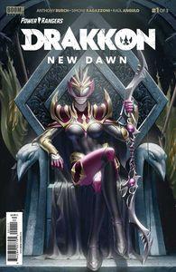 [Power Rangers: Drakkon New Dawn #1 (Cover A Main Secret Variant) (Product Image)]