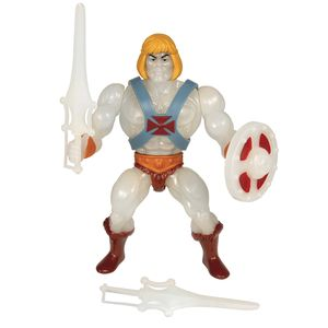 [Masters Of The Universe: Vintage Collection Action Figure: Glow-In-The-Dark He-Man (Product Image)]