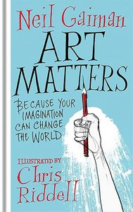 [Art Matters (Signed Edition - Hardcover) (Product Image)]