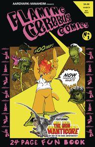 [Flaming Cerebus Comics (One Shot) (Product Image)]