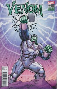 [Venom #161 (Hulk Variant) (Legacy) (Product Image)]