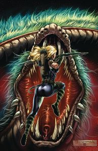 [Robyn Hood: The Curse #6 (Cover B Abrera) (Product Image)]