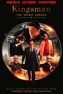 [Secret Service: Kingsman (Movie Tie-In Edition) (Product Image)]