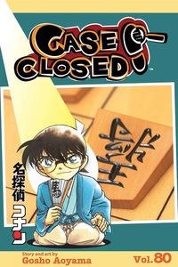 [Case Closed: Volume 80 (Product Image)]