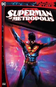 [Future State: Superman Of Metropolis #1 (Jock Team Variant) (Product Image)]