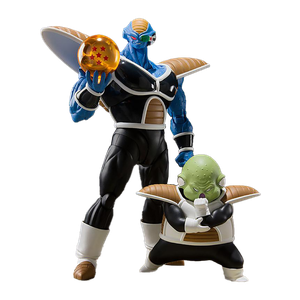 [Dragon Ball Z: S.H. Figuarts Action Figure Two Pack: Burter & Guldo (Product Image)]