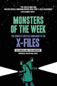 [Monsters Of The Week: The Complete Critical Companion To The X-Files (Product Image)]