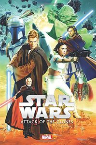 [Star Wars: Episode II: Attack Of The Clones (Hardcover) (Product Image)]