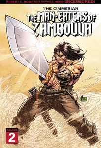 [Cimmerian: Man-Eaters Of Zamboula #2 (Cover A Marion) (Product Image)]