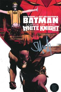 [Batman: Curse Of The White Knight #1 (Signed Edition) (Product Image)]