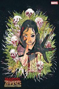 [Marvel Zombies: Resurrection #1 (Momoko Variant) (Product Image)]