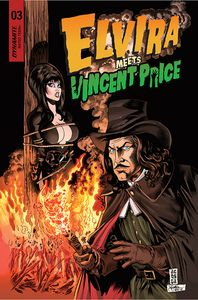 [Elvira Meets Vincent Price #3 (Cover A Acosta) (Product Image)]