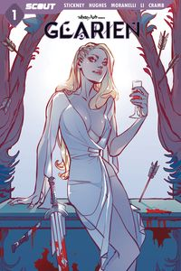 [White Ash Presents Glarien (One Shot Cover A Moranelli) (Product Image)]