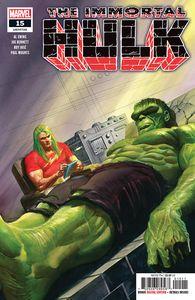 [Immortal Hulk #15 (Product Image)]